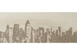 DECOR SKYLINE NY PARTICULIERE 20x50 PAREFEUILLE