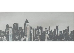 DECOR SKYLINE NY PEARL 20x50 PAREFEUILLE
