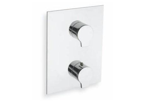 Grifo ducha encajada modul termostática 2 salidas con mecanismo di 81351