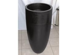 Lavabo Conico Basalto Nero dia 45 h90