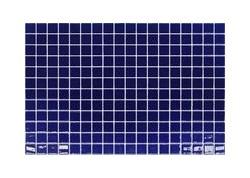 Lisa 25200 Bleu Marine Emaux De Verre Piscine Onix 2,5x2,5
