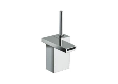 MITIGEUR LAVABO MODUL BEC CASCADE LATERAL CHROME + vidage UP & DOWN MD 22051