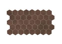 MK.LUXURY T Mosaique 22,5x45 marron LUXURY