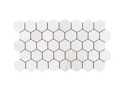 MK.LUXURY W Mosaique 22,5x45 blanc LUXURY
