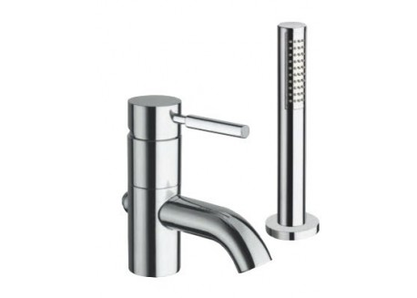 MITIGEUR TRIVERDE BAIN DOUCHE 2 TROUS TV 12151 CHROME ONDYNA