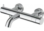 Mitigeur triverde bain douche thermostatique tv 15751 chrome Ondyna
