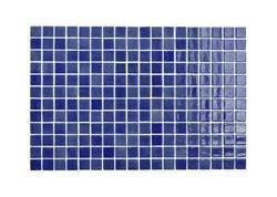 Nieve 25250 Bleu Marine Emaux De Verre Piscine Onix 2,5x2,5