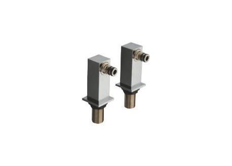 Puestos ajustada para pi107/quand100 distancia entre ejes bañera 150mm cuando 49751