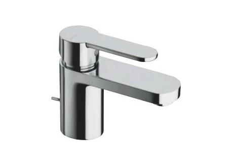 Grifo lavabo Round croma + vaciado RN 22151