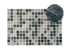 Black Scandinavian 220 Emaux De Verre Piscine Onix 2,5x2,5