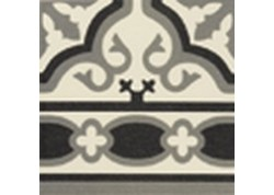 CARRELAGE CENEFA FLORENTINE WHITE 20x20 MAINZU