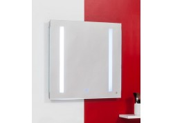 Miroir 60 BLUETOOTH Aqua + 6 watts éclairage LED - SACHMMIR60BLU