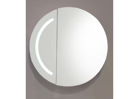 Miroir armoire 70 ISIL Aqua + 2 portes - SACHMMIRIZIL