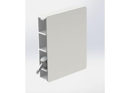 Miroir armoire 63 ABAN Aqua + - SACHMMIRABAN