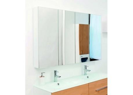 Miroir armoire 120 MODULO-A Aqua + - SACHMMOD12MA