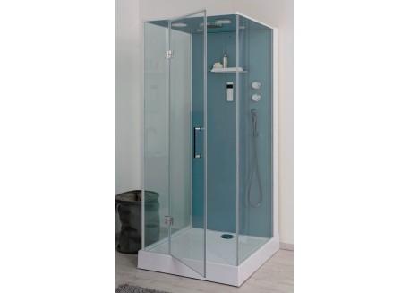 Cabine de douche 90x100 BRIA Aqua + - SACHCABBRI90