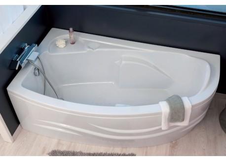 Tablier pour baignoire SACHBAQ160/9G FANNY 160 X 90 angle gauche Aqua + - SACHBAQ1609GT