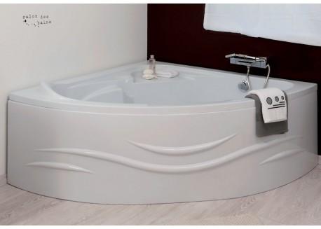 Tablier pour baignoire d'angle 140 X 140 SACHBAQ140 FANY Aqua + - SACHBAQ140T
