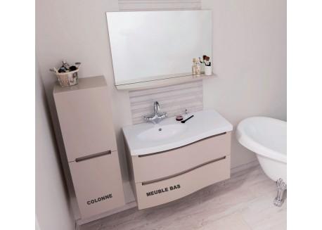 Colonne salle de bain suspendu ITALO Aqua + - SACHMITALO9CT