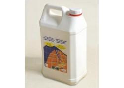 Limpiador después de obra especial lecha de cemento y manchas de herrumbre Artemat 8500 ptap