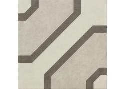 DOMAINE DECORE OCTO GRIS 45x45 PAREFEUILLE