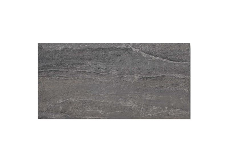Volcan grip anthracite 30x60 parefeuille carrelage en ligne Carrelage 30x60 gris anthracite