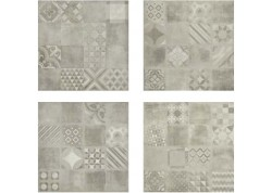 VISION INSERTO MEMORY ALMOND 1/2/3/4 60x60 MUSIS