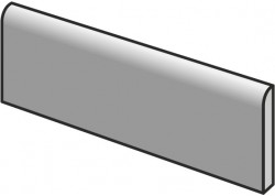 PLINTHE SAUMUR BLANC 8 X 45 - PAREFEUILLE