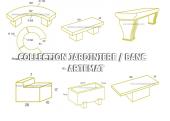 Collection Jardinière / Banc - Artemat