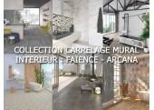Arcana Carrelage Faïence Murale salle de bains et toilettes