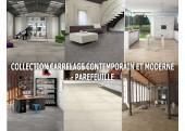 Collection Carrelage sol intérieur contemporain et Moderne - Parefeuille