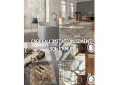 COLLECTION CARRELAGE SOL ET MUR INTÉRIEUR : IMITATION CARREAU CIMENT