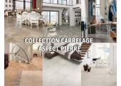 Collection carrelage sol intérieur aspect pierre