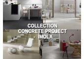 Conproj Concrete Project carrelage Imola sol contemporain intérieur