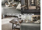COLLECTION CREACON CREATIVE CONCRETE - CREACON - IMOLA
