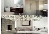 CARRELAGE MURAL INTÉRIEUR : FAÏENCE - PAREFEUILLE