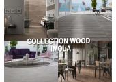 Wood Imola carrelage imitation bois parquet intérieur