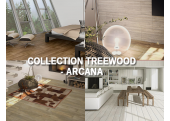 Collection imitation bois ou parquet - Arcana