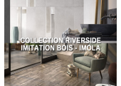 Riverside 15x60 Imola carrelage imitation bois aspect parquet