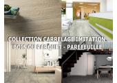 Collection imitation bois ou parquet - Parefeuille