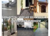Collection Carrelage Sol Extérieur Contemporain et Moderne
