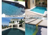 Collection Emaux et Margelles piscines