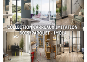 Collection Carreaux Imitation Bois/Parquet - Imola
