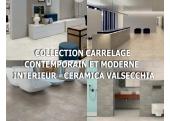 Collections Carrelage sol Contemporain et Moderne intérieur - Ceramica Valsecchia