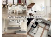 Collection Carrelage sol Aspect pierre intérieur - Sichenia