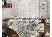 Collection Carrelage Imitation Carreaux Ciment - Imola