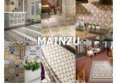 Collection Carrelage imitation carreau ciment - Mainzu