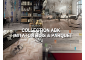 Collection imitation bois ou parquet - ABK